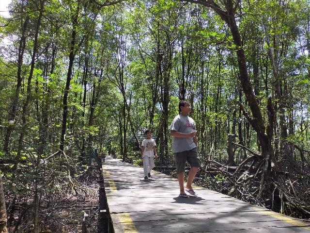 KKMB menjadi salah satu tempat wisata di Kota Tarakan. (foto: jendelakaltara.co)