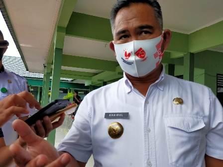 Wali Kota Tarakan Khairul (jendelakaltara.co)