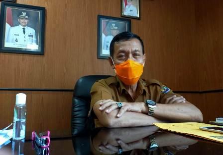 Kepala Disdagkop dan UKM Kota Tarakan Untung Prayitno. (foto: jendelakaltara.co)