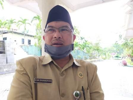 Kepala Kantor Kemenag Kota Tarakan H. Muhammad Shaberah (foto: jendelakaltara.co)