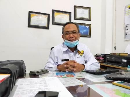 Ketua Pelaksana Harian Baznas Tarakan Syamsi Sarman (foto: jendelakaltara.co)