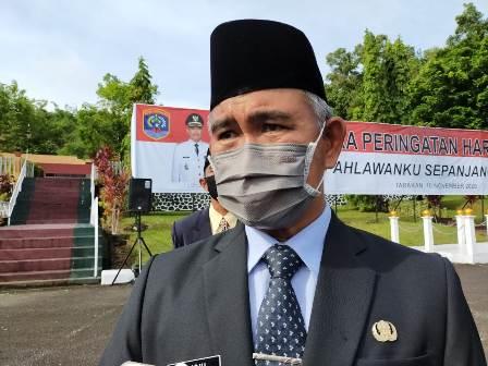 Wali Kota Tarakan Khairul. (foto: jendelakaltara.co)