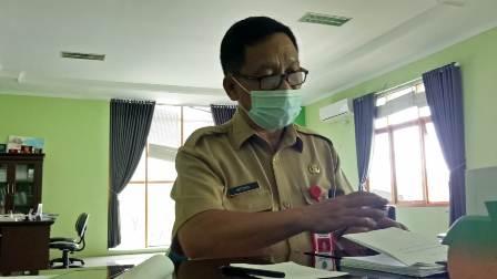 Kepala Dinas Kesehatan Kota Tarakan dr. Witoyo (foto: jendelakaltara.co)