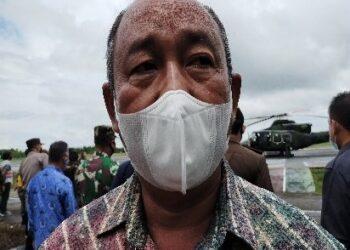Kepala Bandara Juwata Tarakan Agus Priyanto (foto: jendelakaltara.co)