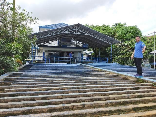 Instalasi Pengolahan Air (IPA) PDAM Tirta Alam Tarakan di Kelurahan Karang Anyar, Kecamatan Tarakan Barat. (foto: jendelakaltara.co)