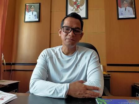 Direktur PDAM Tirta Alam Tarakan Iwan Setiawan. (foto: jendelakaltara.co)