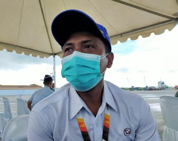 Kepala Operasi PT Pelni Cabang Tarakan, Yusuf Hanura. (foto: jendelakaltara.co)