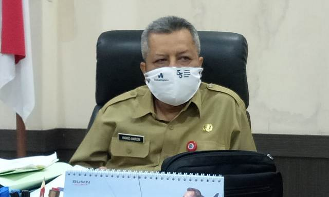 Sekda Tarakan Hamid Amren. (foto: jendelakaltara.co)
