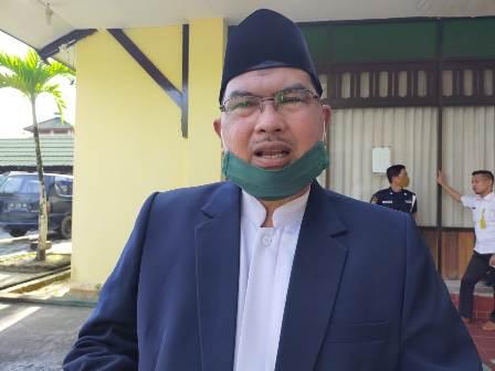 Kepala Kantor Kemenag Tarakan H. Muhammad Shaberah. (foto: jendelakaltara.co)