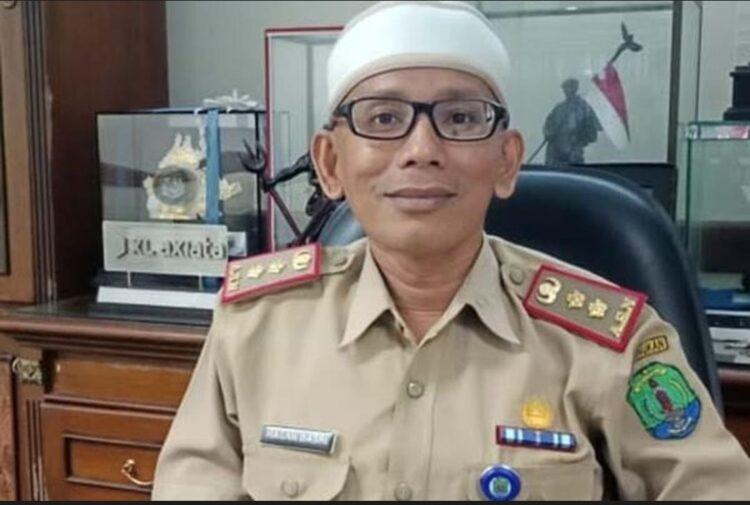 Kabag Humas Setkab Nunukan Hasan Basri Mursali. (foto: Istimewa)