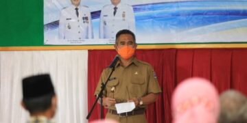 Wali Kota Tarakan dr. H. Khairul M.Kes. (foto: Humas Setda Tarakan)