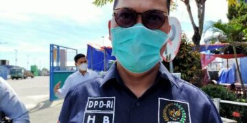Wakil Ketua Komite II DPD RI Hasan Basri SE, MH. (foto: jendelakaltara.co)