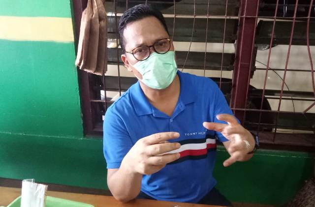 Wakil Ketua Komite II DPR RI Hasan Basri SE, MH. (foto: jendelakaltara.co)