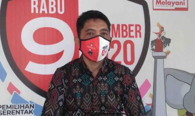 Ketua KPU Nunukan Rahman SP. (foto: Istimewa)