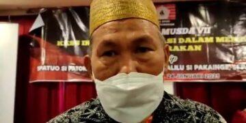 Ketua KKSS Kota Tarakan terpilih Tajuddin Tuwo. (foto: Istimewa)