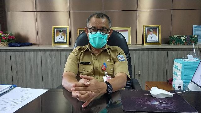 Direktur RSUD Tarakan dr. Muhammad Hasbi Hasyim. Sp.PD. (foto: jendelakaltara.co)