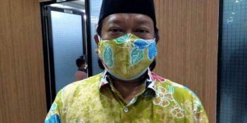 Ketua KPU Kaltara Suryanata Al Islami. (foto: jendelakaltara.co)