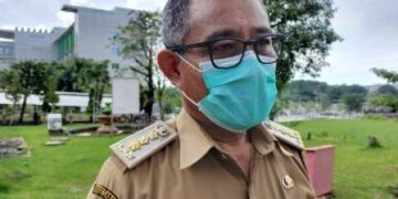 Direktur RSUD Tarakan dr. Muhammad Hasbi Hasyim Sp.PD. (foto: jendelakaltara.co)