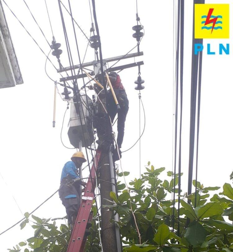 PLN siap untuk melanjutkan dan menyukseskan penyaluran stimulus hingga Maret 2021. (foto: PT. PLN UP3 Tarakan)