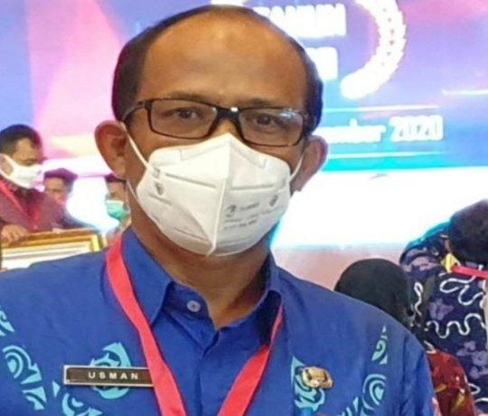 Kepala Dinas Kesehatan Kaltara Usman. (foto: istimewa)