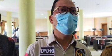Wakil Ketua Komite II DPD RI Hasan Basri. (foto: jendelakaltara.co)