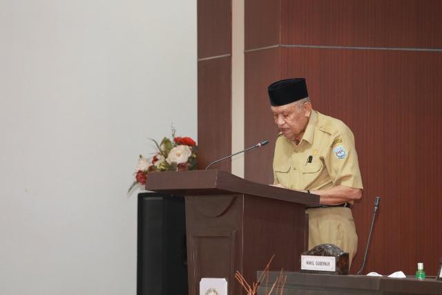 Wakil Gubernur Kaltara H. Udin Hianggio. (foto: Humas Provinsi Kaltara)