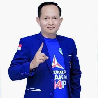 DPC Partai Demokrat mendukung AHY sebagai Ketua Umum DPP Partai Demokrat. (foto: Istimewa)