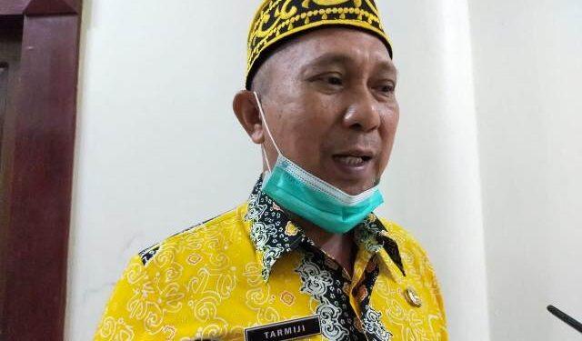 Asisten Bidang Pemerintahan dan Kesejahteraan Rakyat Setda Tarakan Tarmizi. (foto: jendelakaltara.co)