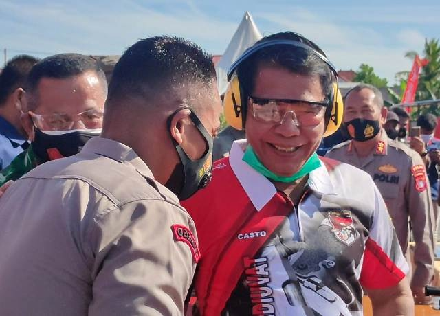 Gubernur Kaltara H. Zainal Arifin Paliwang. (sumber: Media Relasi ZIYAP)