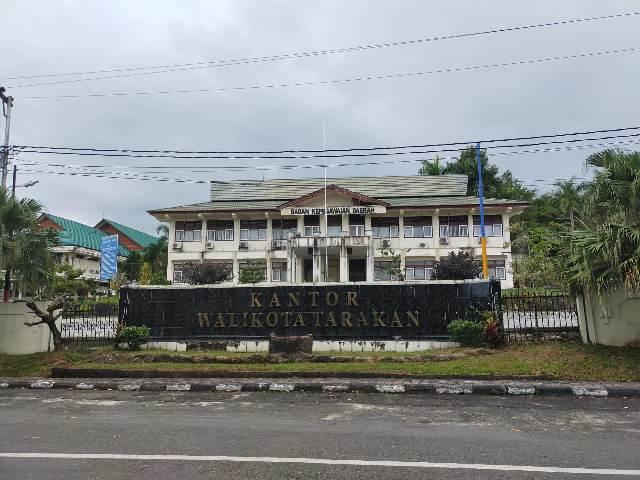 Kompleks Kantor Wali Kota Tarakan ditetapkan sebagai kawasan dilarang merokok. (foto: jendelakaltara.co)