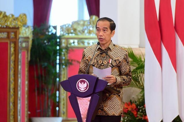 Presiden Republik Indonesia Joko Widodo. (foto: Biro Pers, Media, dan Informasi Sekretariat Presiden)