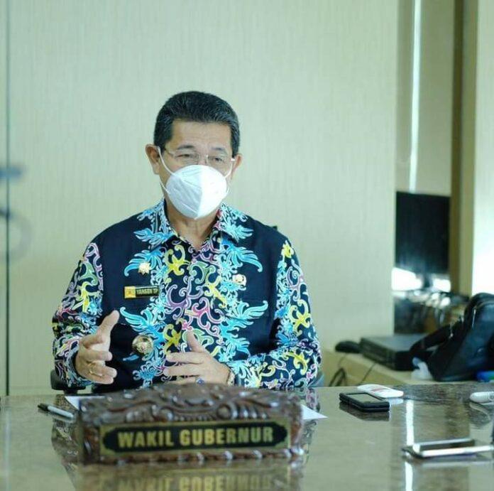 Wakil Gubernur Kaltara Yansen TP. (foto: Istimewa)