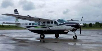 Angkutan udara berkontribusi besar pada capaian deflasi Kaltara pada Januari 2021. (foto: jendelakaltara.co)