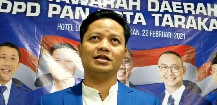 Bupati KTT periode 2021-2024 Ibrahim Ali. (foto: Istimewa)