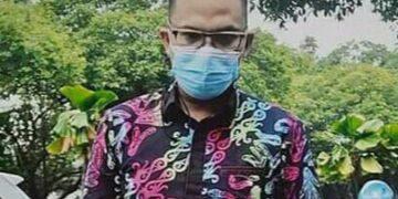 Komisioner KPU Malinau Bambang Rubiyanto, (foto: Dok Bambang Rubiyanto)