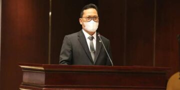 Anggota DPD RI Perwakilan Kaltara Hasan Basri SH, MH. (foto: Dokumentasi Tim Hasan Basri)