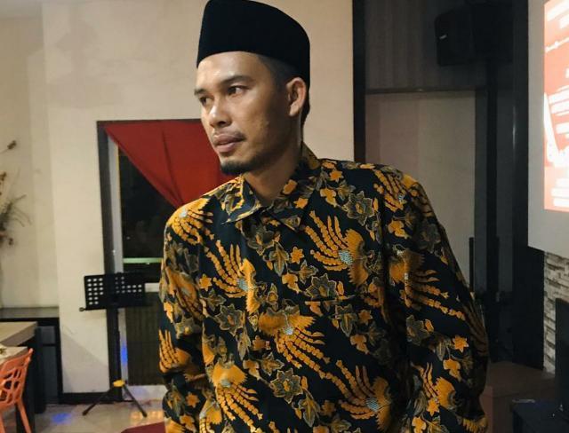 Ketua PW Pemuda Muhammadiyah Kaltara Afandi. (foto: Istimewa)