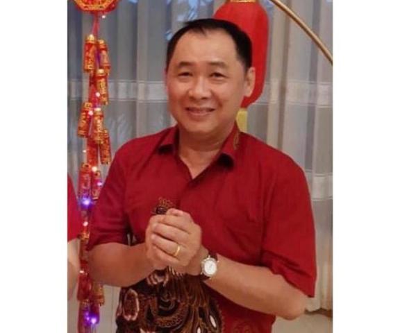 Ketua MATAKIN Tarakan Ayi Diyanto. (foto: Istimewa)