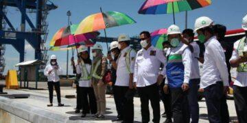 Komite II DPD RI yang diketuai Hasan Basri saat melakukan kunjungan ke Makassar, Sulsel. (foto: Istimewa)