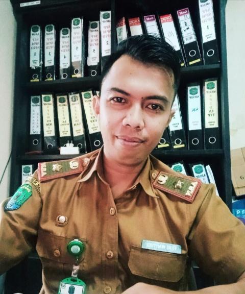 Kepala Seksi Bina Pengelolaan Keuangan dan Aset Desa Dinas Pemberdayaan Masyarakat dan Desa Nununkan Feri Wahyudi. (foto: jendelakaltara.co)