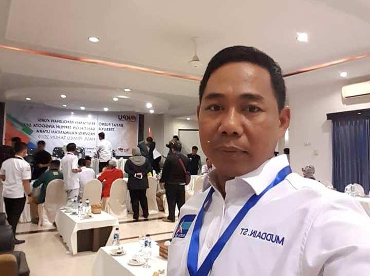 Sekretaris DPD Partai Demokrat Kaltara Muddain ST. (foto: Istimewa)