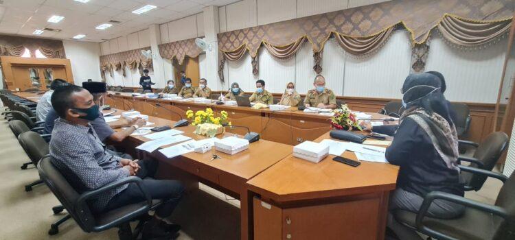 DPRD mengundang OPD untuk memaparkan program kegiatan tahun 2021. (foto: Publikasi dan Dokumentasi Sekretariat DPRD Nunukan)