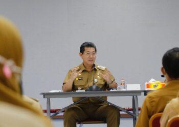 Wakil Gubernur Kaltara Yansen TP. (foto: Diskominfo Provinsi Kaltara)