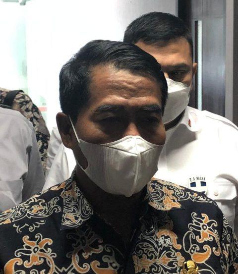 Gubernur Kaltara Zainal A. Paliwang. (foto: Disdkominfo Kaltara)