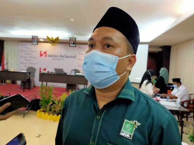 Ketua DPW PKB Kaltara Herman. (foto: jendelakaltara.co)