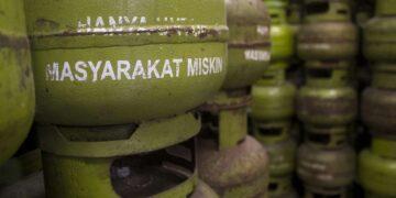 Pendistribusian LPG 3 kg di Nunukan sering menuai masalah. (foto: Istimewa)