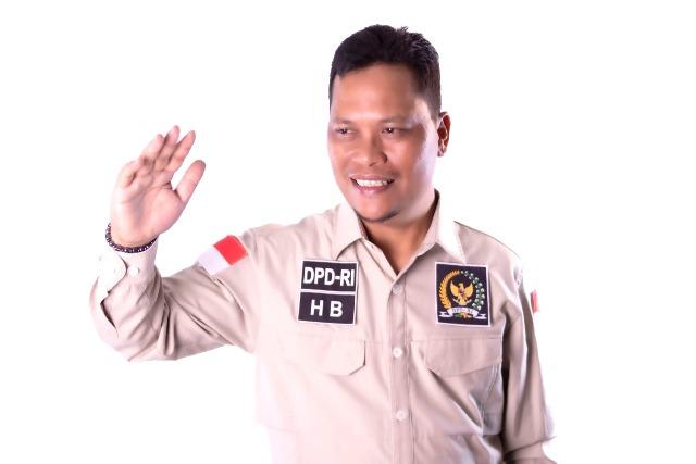 Wakil Ketua Komite II DPD RI Hasan Basri. (foto: Tim HB)