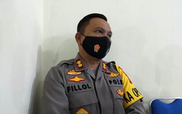 Kapolres Tarakan AKPB Fillol Praja Arthadira. (foto: jendelakaltara.co)