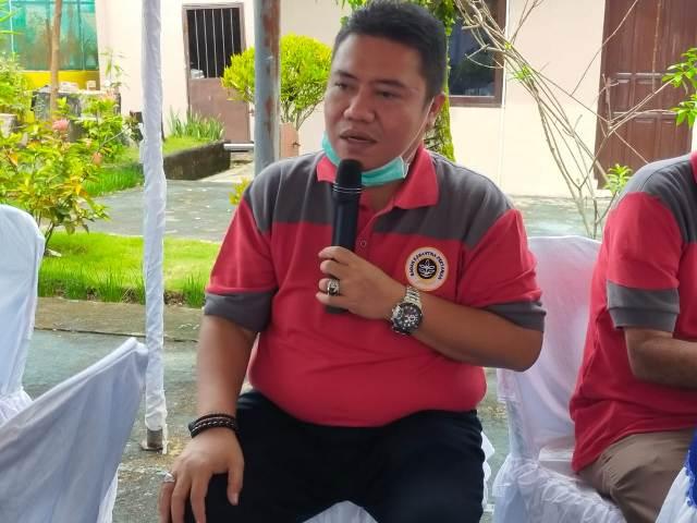 Kepala Balai Karantina Pertanian Tarakan drh. Akhmad Alfaraby. (foto: jendelakaltara.co)