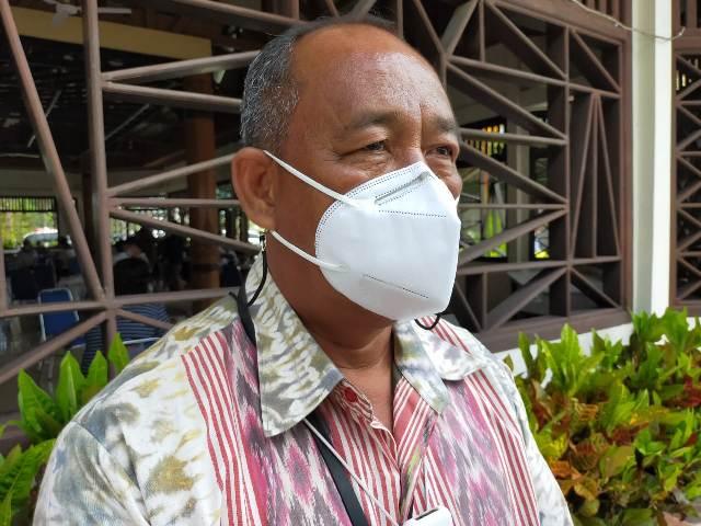 Kepala Bandara Juwata Tarakan Agus Priyanto. (foto: jendelakaltara.co)